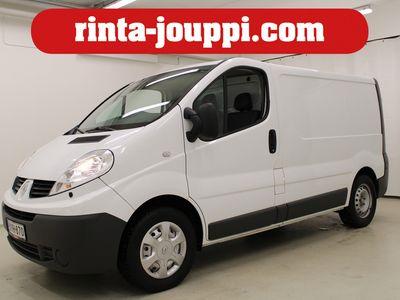 käytetty Renault Trafic 2,0 dCi 90hv 6MT L1H1 5m3 - Tähän autoon 200€ arvoinen Nesteen polttoainelahjakortti kaupan päälle!*