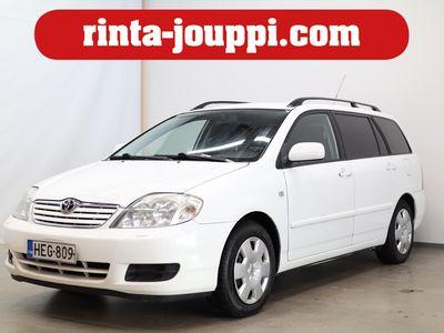 käytetty Toyota Corolla 1,6 VVT-i Linea Terra 5ov Wagon - ** Käsiraha rahoitukseen alkaen 0€ **