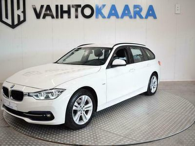 käytetty BMW 320 D 190 Hv xDrive Touring Model Sport Aut # Proffa Navi, Led-ajovalot, Vetokoukku, Lohkolämppäri, Sähkötakaluukku #