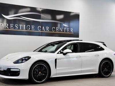 käytetty Porsche Panamera 4 E-Hybrid Sport Turismo SportDesign Adapt.Vak. Kaistavahdin Panorama Bose Matrix 360°