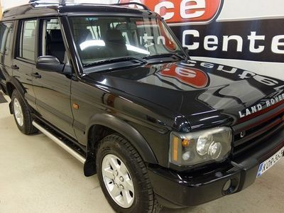 käytetty Land Rover Discovery SERIES II
