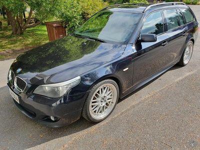 käytetty BMW 530 i E61 LCI