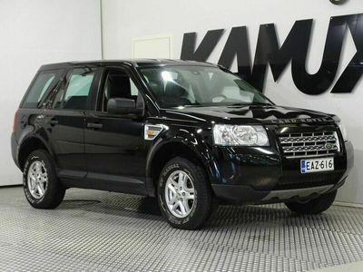käytetty Land Rover Freelander 2 2,2 Td4 S / NELIVETO / Vetokoukku / Suomi-auto / Lohkolämmitin / Ilmastointi /
