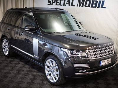 käytetty Land Rover Range Rover SDV8 Autobiography (SUPERVARUSTEET!)