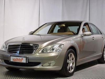 käytetty Mercedes S320 CDI 4d A