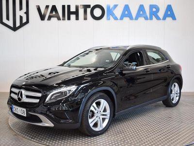 käytetty Mercedes GLA200 d 4Matic Aut. Premium Business # Webasto, Kamera, Bluetooth, Xenon, Vetokoukku, Suomi-Auto #