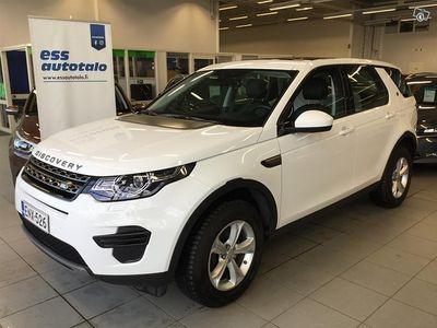 käytetty Land Rover Discovery Sport 2,0 TD4 180 SE Plus Aut. Hyvät var.