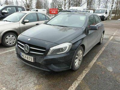 käytetty Mercedes A180 BE Premium Business #merkkihuollettu #lämpöpaketti