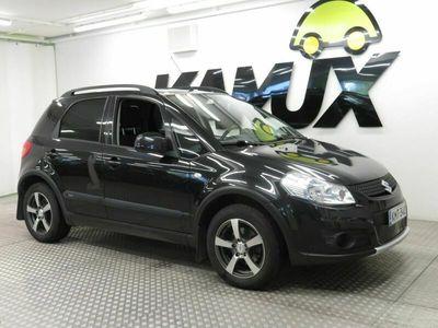käytetty Suzuki SX4 X-OVER 1,6 VVT 4WD 5MT GL-A / Neliveto lukituksella / Suomi-auto / Ilmastointi / Lämmitin