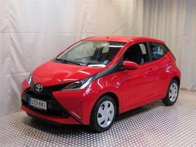 käytetty Toyota Aygo