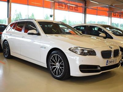 käytetty BMW 520 520 F11 Touring d A xDrive Business (MY15) *KORKO 0,69% alk! VAPUX KREISI KAMPPIX!* MARKKINOINNIN PRO