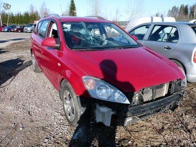 used Kia cee'd 1.6 EX Sporty Wagon 2008