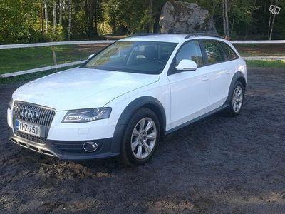 käytetty Audi A4 Allroad -2010