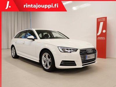 käytetty Audi A4 Avant Land of quattro Edition 2,0 TDI 140 kW quattro S tronic ** Bang & Olufsen 3D Sound System - Ko