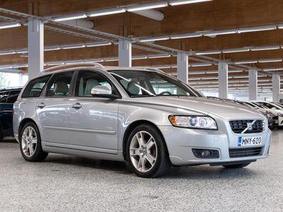 käytetty Volvo V50 1,6D DRIVe start/stop Summum man