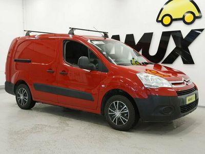 käytetty Citroën Berlingo Van 1.6 HDi Manuell, 92hv / Tulossa myyntiin /