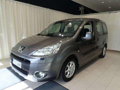 käytetty Peugeot Partner Tepee Premium HDi 112 FAP
