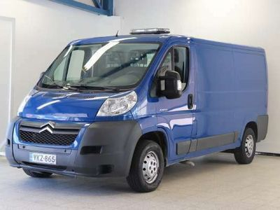 käytetty Citroën Jumper HDi 100 33 L2H1 - Webasto, 2x renkaat, ajotietokone, maltilliset kilometrit!