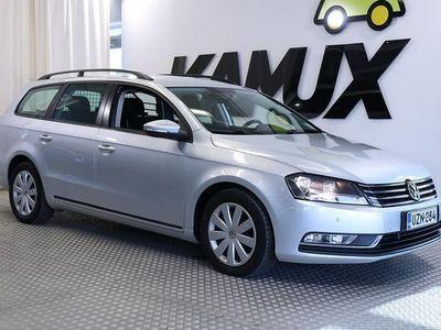 käytetty VW Passat Variant Comfortline 2,0 TDI 103 kW (140 hv) BlueMotion Technology DSG-aut / TUTKAT EDESSÄ JA TAKANA