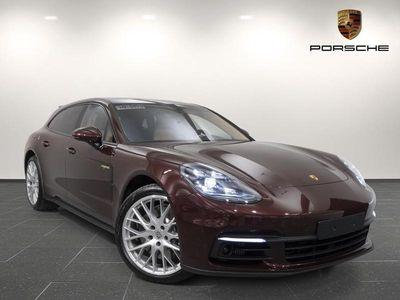 käytetty Porsche Panamera 4 E-Hybrid Sport Turismo