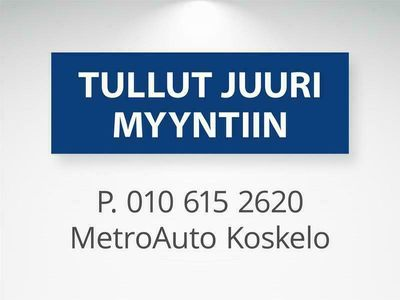 käytetty Subaru Forester 2,0i XS CVT *** Korkotarjous 0% + kulut