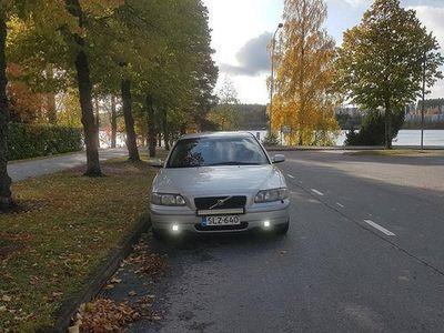 käytetty Volvo S60 D5 manuaali