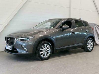 käytetty Mazda CX-3 2,0 (120) SKYACTIV-G Optimum 6MT EA3O