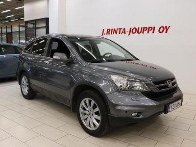 käytetty Honda CR-V 2,2 i-DTEC Elegance Lifestyle AT 4WD *Xenon**Webasto*