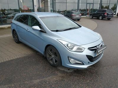 käytetty Hyundai i40 Wagon 1,7 CRDi 100kW 6AT Comfort Plus