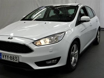 käytetty Ford Focus 1,0 EcoBoost 125 S/S A Trend 5ov