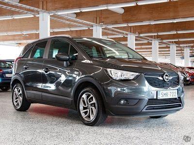 käytetty Opel Crossland X Enjoy 1,2 Turbo ECOTEC Start/Stop 96 kW MT6 *Tehokkaammalla 131 hv koneella !