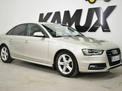 käytetty Audi A4 Sedan Business Sport 2,0 TDI clean diesel 140 kW quattro