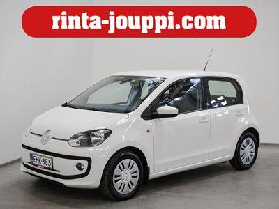 käytetty VW up! up! move1,0 44 kW (60 hv) BlueMotion Technology 4-ovinen - Ilmastointi, Radio, Sähköiset lasinnostimet edessä. Käsiraha rahoitukselle alk. 0 euroa!