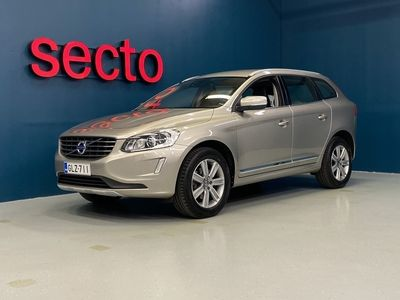 käytetty Volvo XC60 D4 Business Summum Edition A