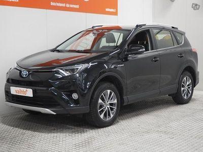 käytetty Toyota RAV4 2,5 Hybrid FWD Business (MY16.B)