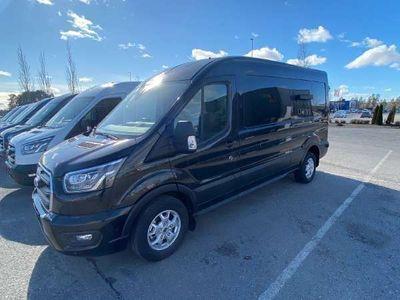 käytetty Ford Transit Van 350 2,0 TDCi 170 hv A6 Etuveto Limited L3H2 3,39
