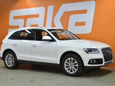 käytetty Audi Q5 2,0 TDI 140 kW quattro S tronic ** TULOSSA ** Ota yhteys myyntiimme puh.0207032611 **