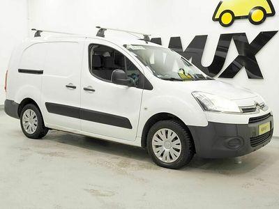 käytetty Citroën Berlingo Van 1.6 HDi Manuell, 90hv / Tulossa myyntiin /