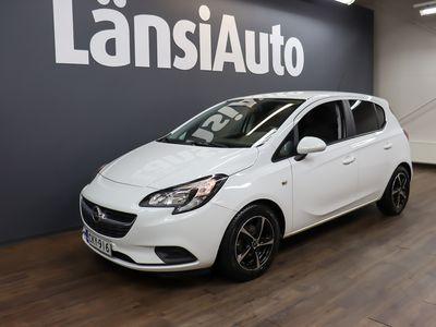 käytetty Opel Corsa 5-ov Active 1,4 Ecotec 66kW AT6 - Kätevä automaatti kaupunkiin! **** LänsiAuto Safe -sopimus hintaan 590€. ****