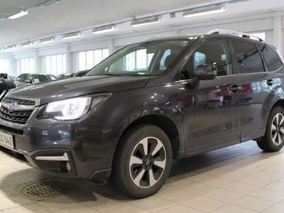 käytetty Subaru Forester 2,0i XS CVT - 1 om. LED ajovalot, Peruutuskamera