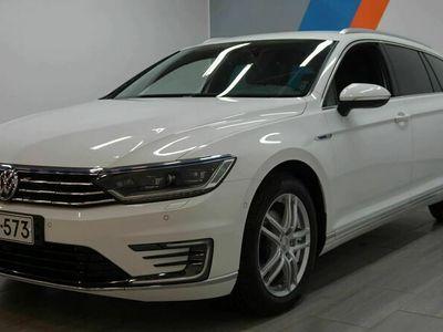 käytetty VW Passat Variant GTE Plug-In Hybrid 160 DSG (MY17