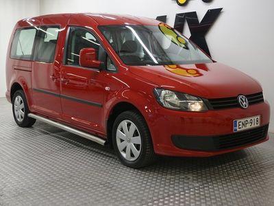 käytetty VW Caddy Maxi Trendline Family 1,6 TDI 75 kW BlueMotion Technology