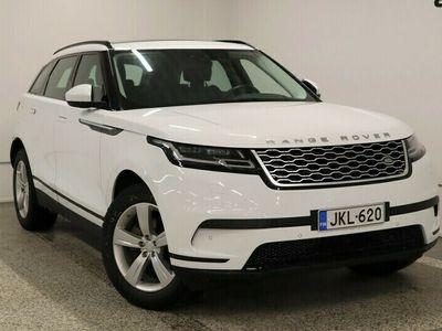 käytetty Land Rover Range Rover Velar D180 2,0 diesel S / Navigointi / Meridian Sound / Tutkat / Kamera / Panoraama lasikatto / Nahkaverhoilu / LED ajovalot / Webasto