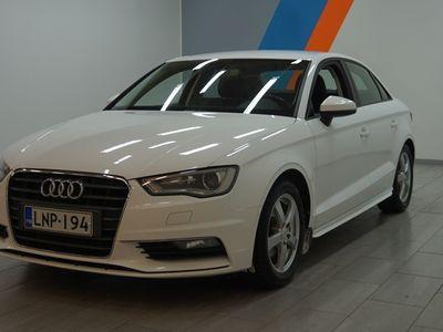 käytetty Audi A3 Sedan Business Sport 2,0 TDI 110 (MY16)