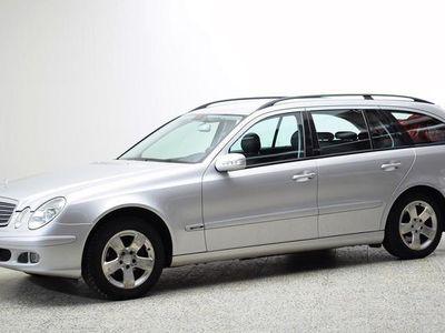 käytetty Mercedes E200 Kompressor Avantgarde STW A - Siisti, tilava, automaatti farkku!