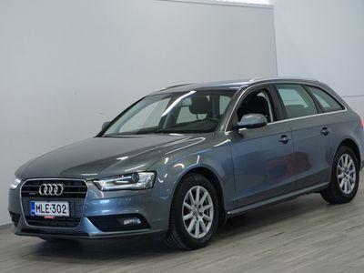 käytetty Audi A4 Avant Business 2,0 TDI 130 kW quattro S tronic - Webasto, Suomiauto, Xenon