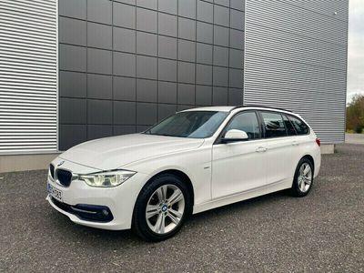 käytetty BMW 320 320 F31xDrive Business Sport*** Rahoitus ja vaihto / Suomi-auto / 1-Omistajalta!