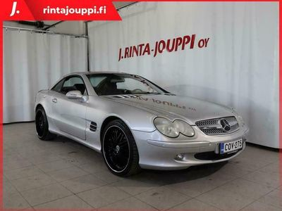 käytetty Mercedes SL500 A *** J. kotiintoimitus