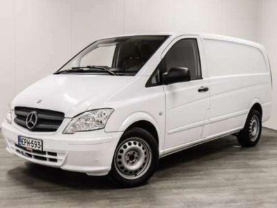 käytetty Mercedes Vito VitoUmpikorinen (BB) 4ov 2143cm3 - Tulossa Vantaan Airportin myymälään!