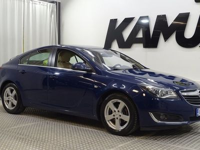 käytetty Opel Insignia 5-ov Edition 2,0 CDTI ecoFLEX Start/Stop 125kW MT6 /